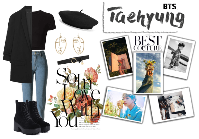 BTS ~Kim Taehyung outfit~