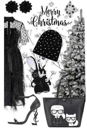 🖤⚪️⚫️ Black and white Christmas