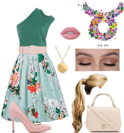 Taurus Inspired Outfit