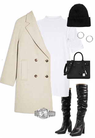 daytime weekend outfit