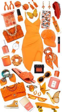 orange you glad I didn't say banana 🍌