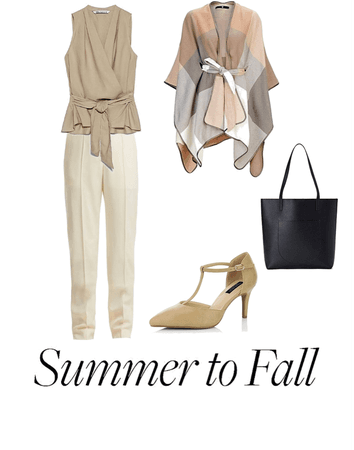summer to fall : style inspiration
