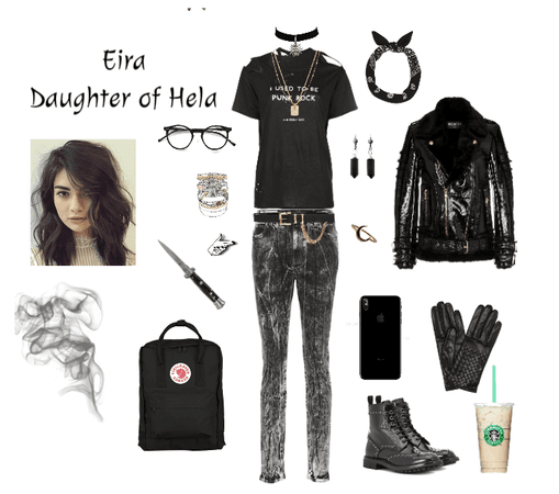 OC: Eira - Daily Outfit