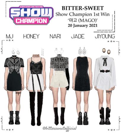 BITTER-SWEET [비터스윗] Show Champion 210120