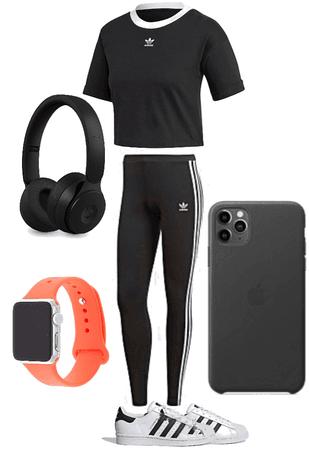 Adidas Fit