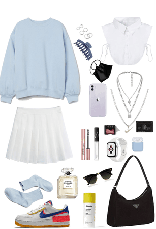 Pretty Pinterest Tennis Outfit