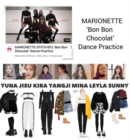 {MARIONETTE} 'Bon Bon Chocolat' Dance Practice