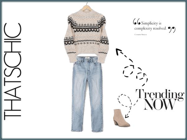 Sweater Style 🧥
