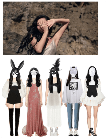 'Outta My Head' Outfits