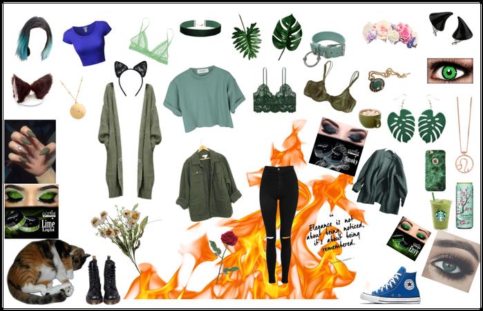 Leo outfit (Nepeta Leijon inspired)