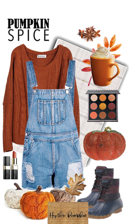 Pumpkin Spice Is Everything Nice!