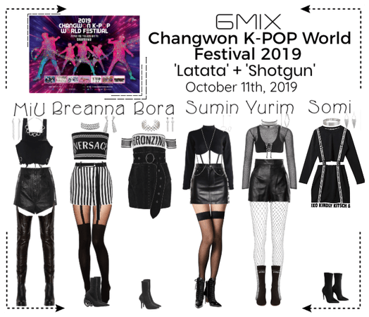 《6mix》Changwon K-POP World Festival 2019