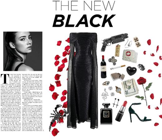 Scorpio as a new black 🖤