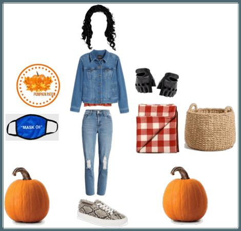 Pumpkin Patch Fun Day