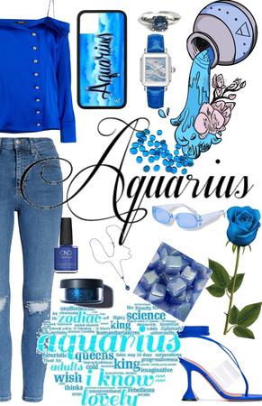Aquarius challenge