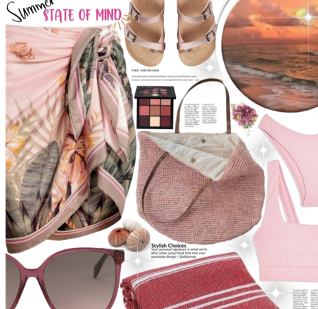 Mad for Mauve| summer state of mind