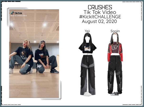 Crushes (호감) [Yeji & Soojin] Tik Tok Challenge