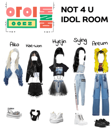Not 4 U (Idol Room)