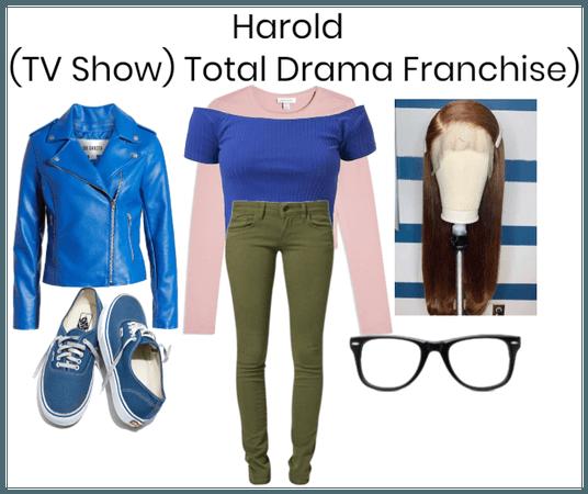 Harold (Total Drama Franchise)