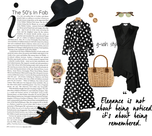 the 50's chic{k}