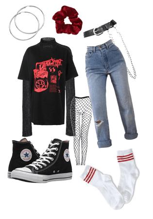 grunge aesthetic♥️.