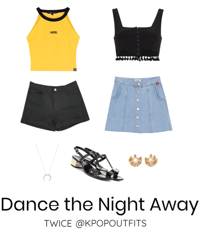 dance the night away (pt. 2)