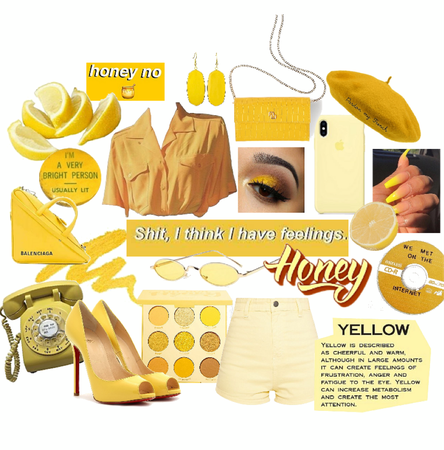 Yellow Aesthetic💛