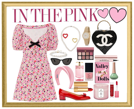 In the Pink - Styling a Pink Dress