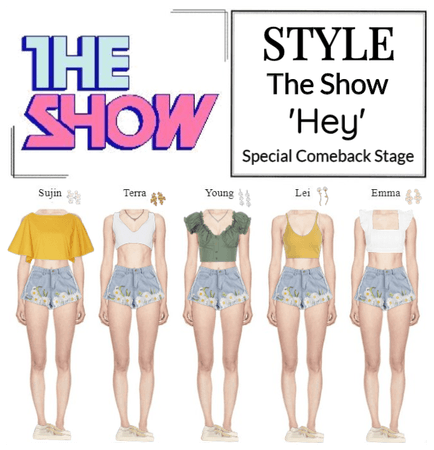 STYLE The Show 'Hey' Special Stage