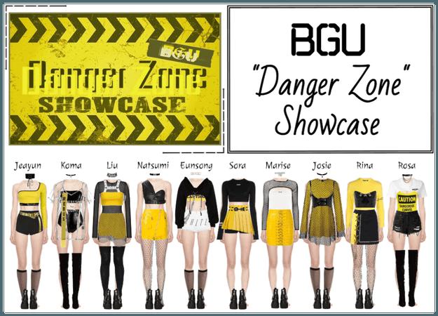 "BGU ""Danger Zone"" Debut Showcase"