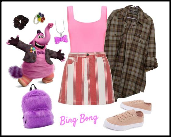 Bing Bong outfit - Disneybounding - Disney
