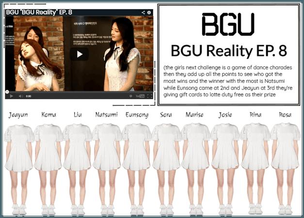"BGU ""BGU Reality"" EP. 8"