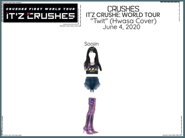 Crushes (호감) [Soojin] IT'Z Crushes | Seoul