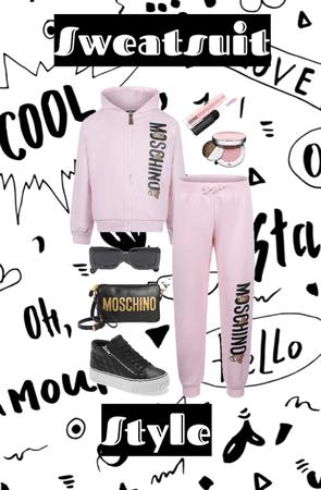 Sweatsuit Style