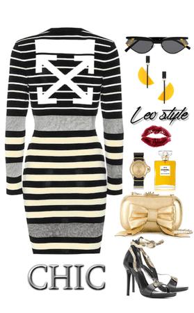 LEO Black and Yellow