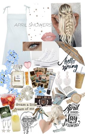 April showers🦋
