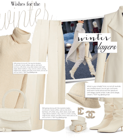 winter layers!