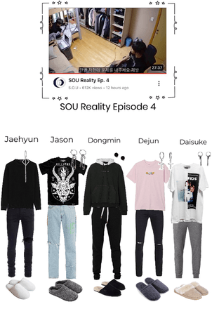 SOU Reality Episode 4: Study Time