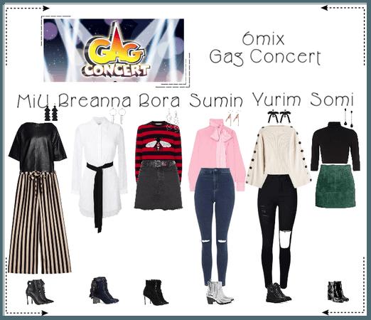 《6mix》Gag Concert