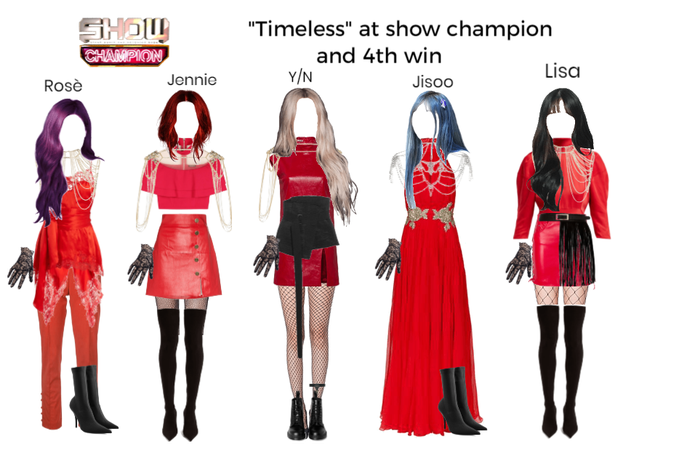 """""""Timeless"""" at show champion and 4th win"""