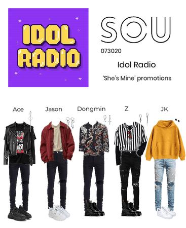 Idol Radio- She's Mine