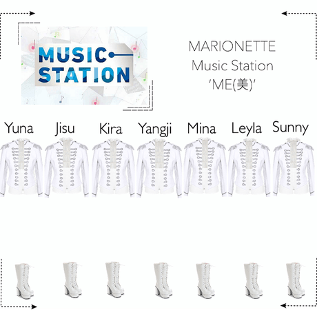MARIONETTE (마리오네트) Music Station