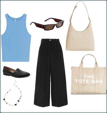 running errands: Zoe Kravitz edition