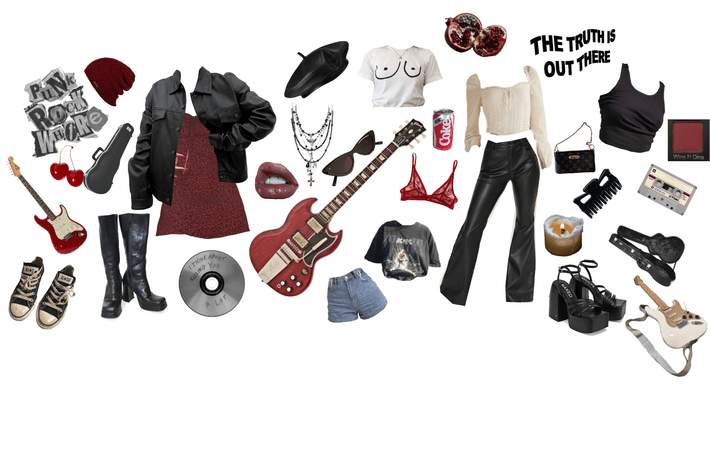 guitarist of rock/indie pop band