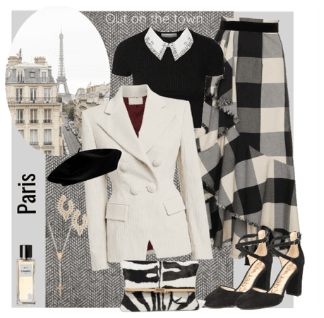 Paris ~ Out on the Town
