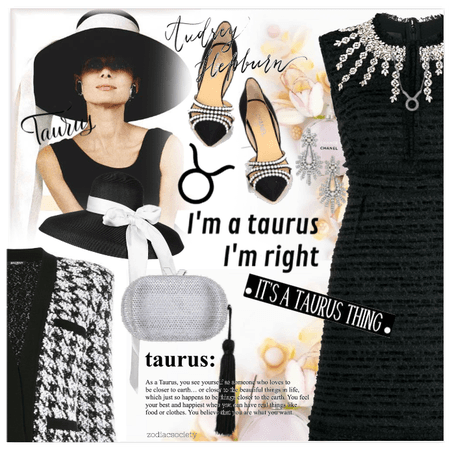 It`s a Taurus Thing: Audrey Hepburn
