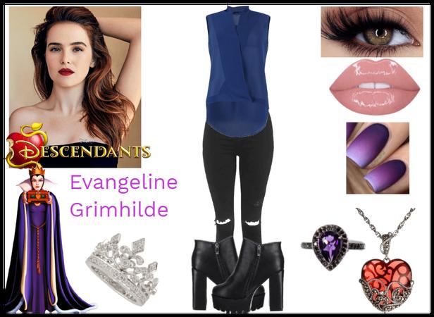 Evangeline Grimhilde - Auradon