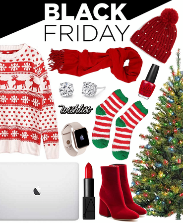 HOLIDAY SHOPPING GUIDE TO BLACK FRIDAY