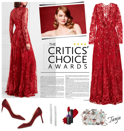 The Critics' Choice Award