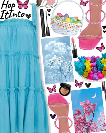 Easter Best in Pink and Blue